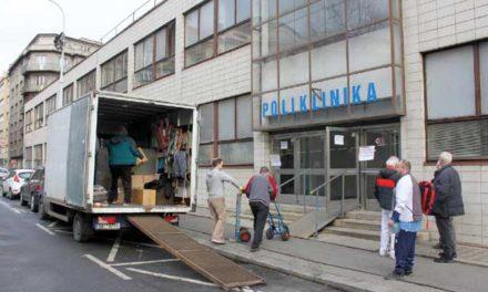 Poliklinika Prahy 7 se stěhuje do vlastní zrekonstruované budovy