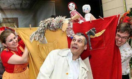 Pomozte divadlu zachovat českým dětem v zahraničí rodný jazyk