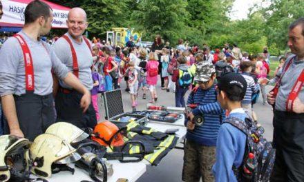Děti se na Výstavišti připraví na bezpečné prázdniny