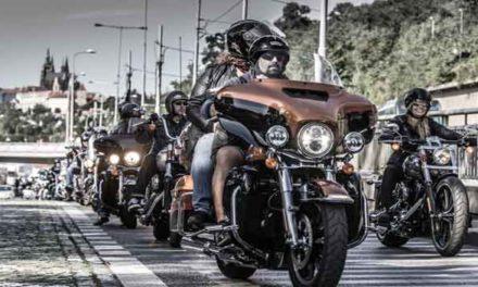 Celosvětové oslavy 115. výročí Harley-Davidson na Výstavišti