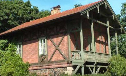 Strážní domek ve Stromovce se konečně otevře veřejnosti