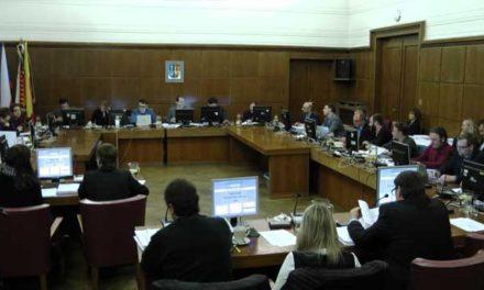 Záznam  5. řádného zasedání Zastupitelstva MČ Praha 7