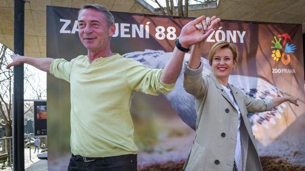 Zoo Praha slavnostně zahájila 88. hlavní sezónu