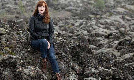 Ceněná islandská spisovatelka Audur Ava Ólafsdóttir vystoupí v DOXu