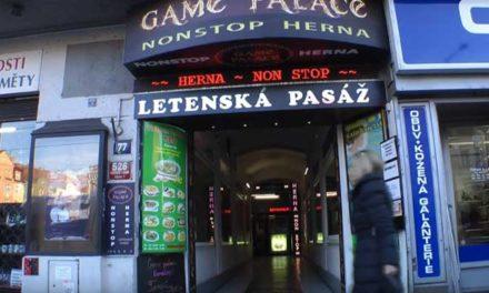 Praha 7 je bez heren a hracích automatů!