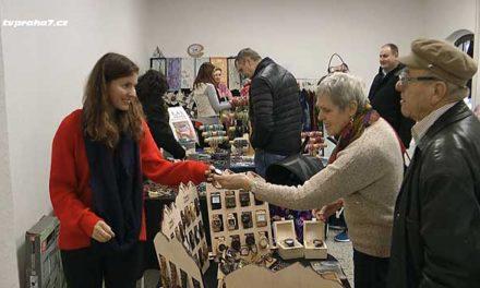 Vánoční trhy v Holešovicích bez asijských stánků