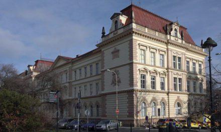 Protesty proti konkurzu na nového ředitele školy Fr. Plamínkové