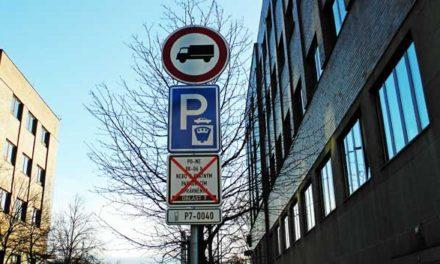 Parkování pro hosty v Praze 7 během svátků