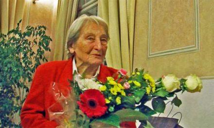 Ve věku 97 let dnes zemřela olypijská legenda Dana Zátopková