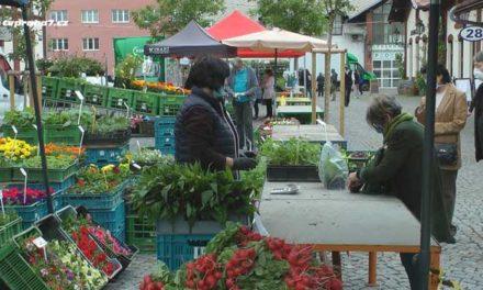 Farmářský trh v Pražské tržnici znovu otevřený