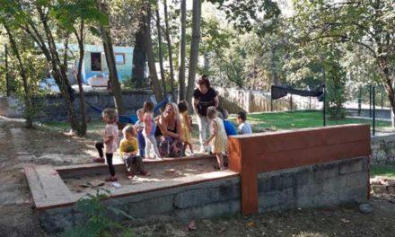 Děti v Praze 7 mají celoroční školku v přírodě