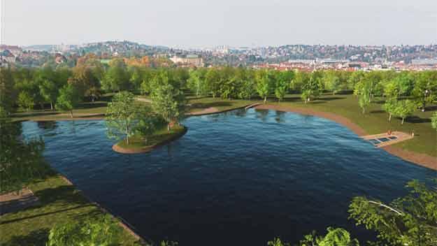Nejoblíbenější pražské městské parky se promění